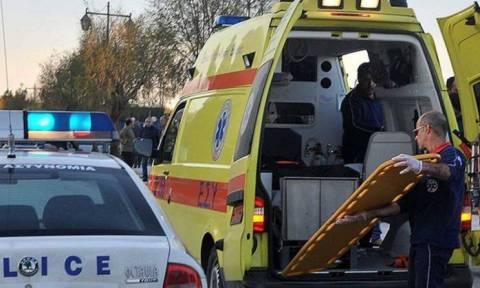 Νέο τροχαίο στην Κρήτη: Αυτοκίνητο παρέσυρε πεζό