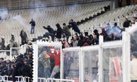 Φόβοι για ευρωπαϊκό αποκλεισμό της ΑΕΚ μετά τα επεισόδια στο ΟΑΚΑ (photos+video)