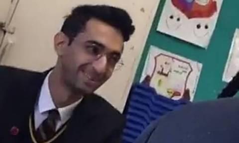 Τριαντάρης πρόσφυγας παρίστανε τον… 15χρονο μαθητή και δεν τον είχε αντιληφθεί κανείς!