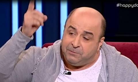 Χείμαρρος ο Μάρκος Σεφερλής: «Έχω κάνει μήνυση στην Έλενα Ακρίτα» – Λύγισε ο ηθοποιός