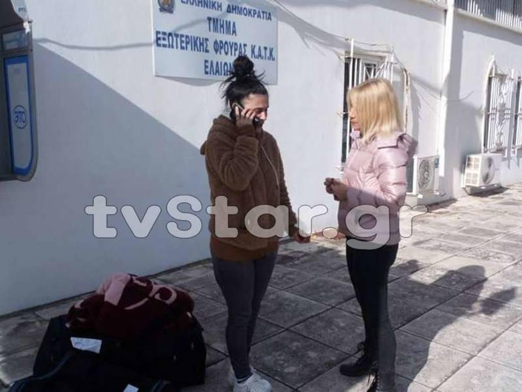 ΕΚΤΑΚΤΟ: Αυτή είναι η καθαρίστρια που αποφυλακίστηκε (pics)
