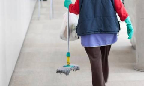 Αυτή είναι η καθαρίστρια που αποφυλακίστηκε (pics&vids)