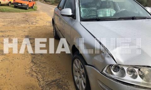Ηλεία: Σκοτώθηκε ηλικιωμένη - Παρασύρθηκε από ταξί