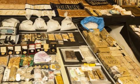 Πώς «έσπρωχνε» τον χρυσό στην Τουρκία ο Ριχάρδος – 400.000 ευρώ την ημέρα ο τζίρος του κυκλώματος