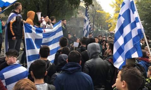 Θεσσαλονίκη: Δυο μαθητικές συγκεντρώσεις την Πέμπτη (29/11) για τη Μακεδονία