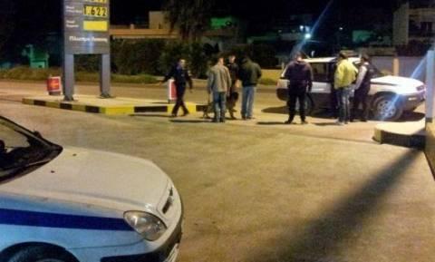 Σχηματάρι: Ληστεία με λοστούς και ρόπαλα σε πρατήριο της Εθνικής Οδού