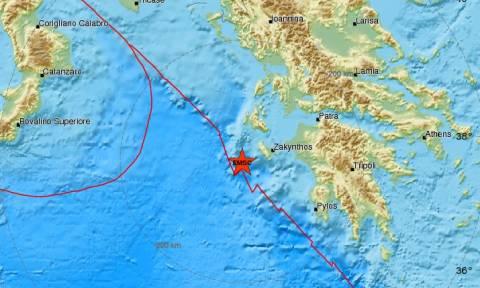 Σεισμός: Ισχυρή μετασεισμική δόνηση στη Ζάκυνθο (pics)