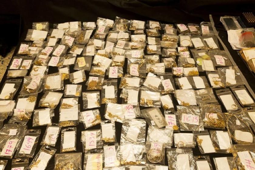 Κύκλωμα χρυσού – Ριχάρδος: «Καθάριζαν» μισό εκατομμύριο τη μέρα - Οι διάλογοι και ο θυσαυρός