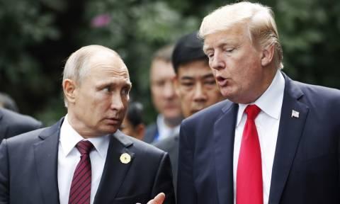 Συνάντηση Τραμπ - Πούτιν στην Αργεντινή τον Δεκέμβριο