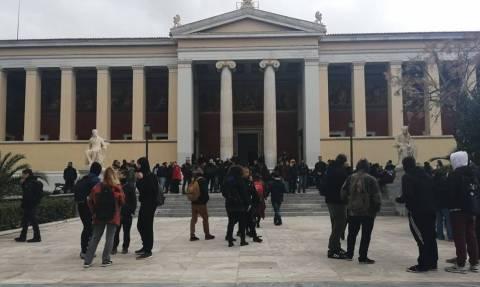 Αναβρασμός στα σχολεία: Κινητοποιήσεις για το Μακεδονικό και αντιδράσεις (pics)