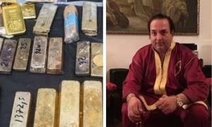 Ριχάρδος: Αυτό είναι ο αμύθητος θησαυρός του κυκλώματος - Παντού χρυσός και ασήμι