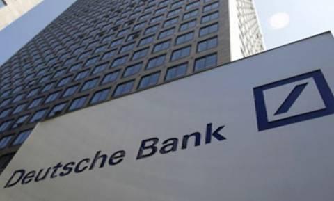 «Ντου» της Αστυνομίας στα γραφεία της Deutsche Bank