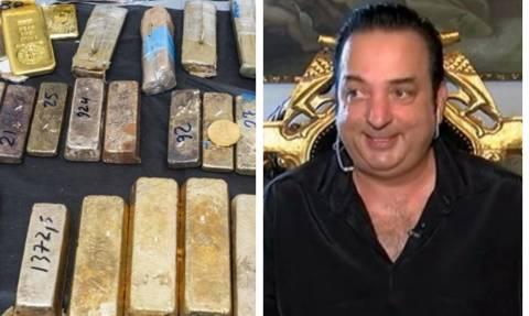 Ριχάρδος: Δικογραφία – «φωτιά» για τη μαφία του χρυσού - Θα δρούσαν ακόμα και στο Λας Βέγκας