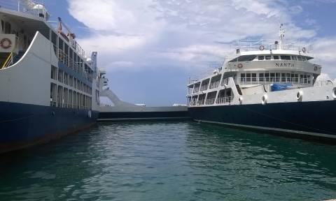 Πλοίο προσέκρουσε στο λιμάνι Ηγουμενίτσας – Ταλαιπωρία για 236 επιβάτες