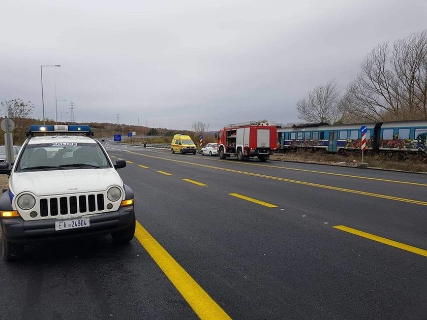 Έβρος: Νέο σιδηροδρομικό δυστύχημα  – Ένας μετανάστης νεκρός (pics)