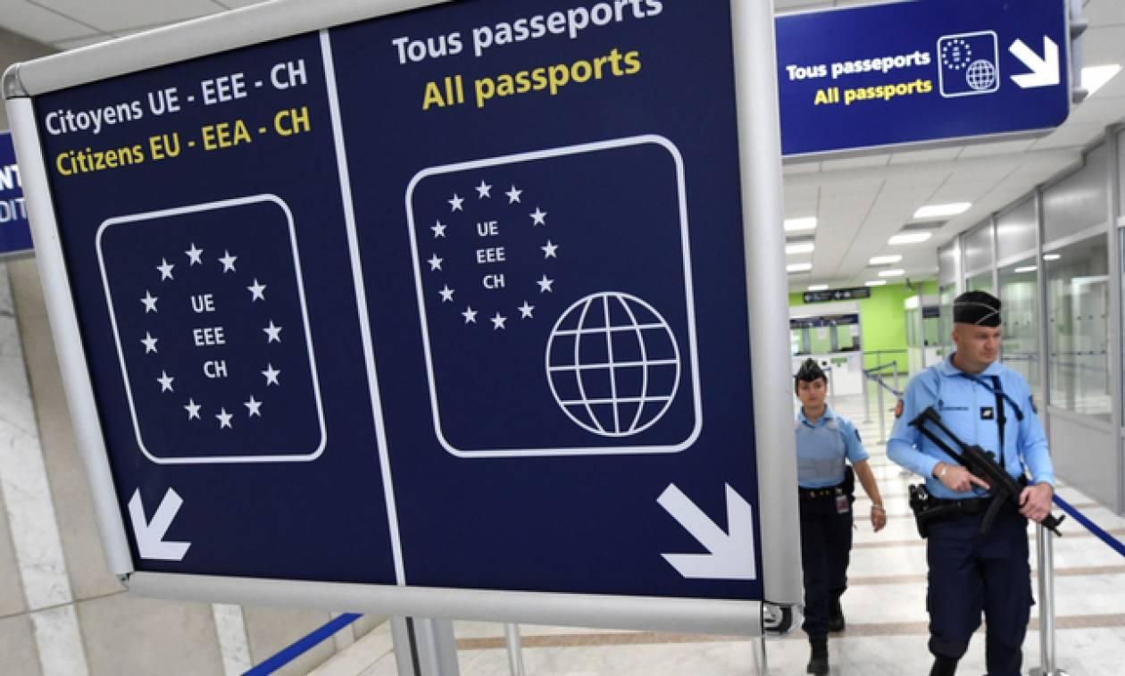 Αλλάζουν όλα στους ελέγχους εντός Σένγκεν