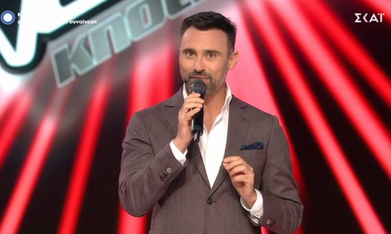 The Voice: Η επιβεβαίωση του Gossip-tv- Η ανακοίνωση του Καπουτζίδη για την εξέλιξη του talent show