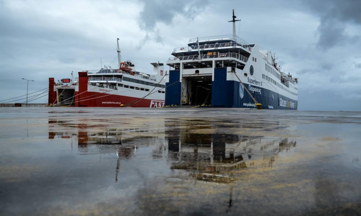 Καιρός: 9 μποφόρ στα πελάγη - Σε πλήρη ισχύ το γενικό απαγορευτικό απόπλου από τα λιμάνια
