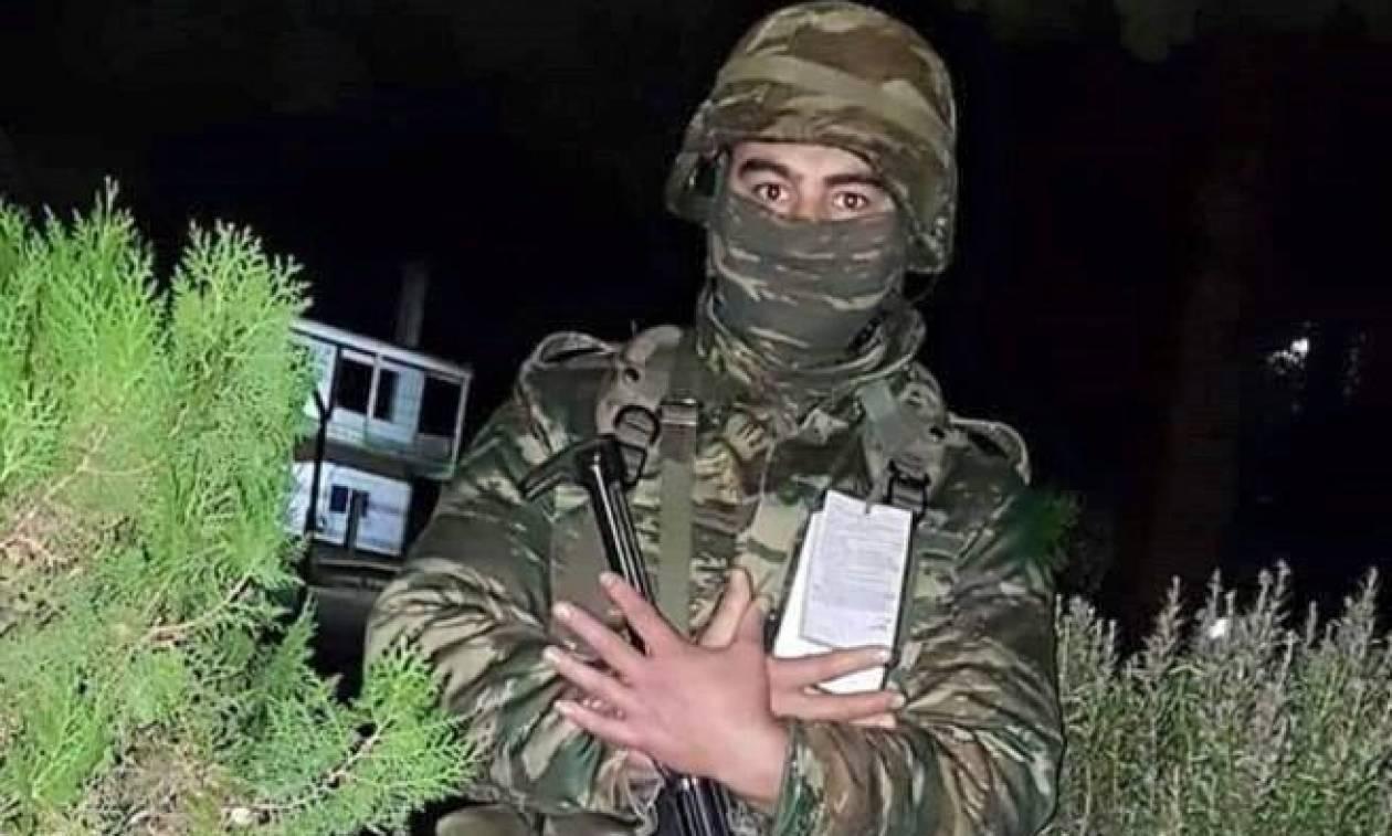 «Σκότωσε και κανέναν Έλληνα» - Σάλος στο Στρατό με φαντάρο που σχηματίζει τον αλβανικό αετό