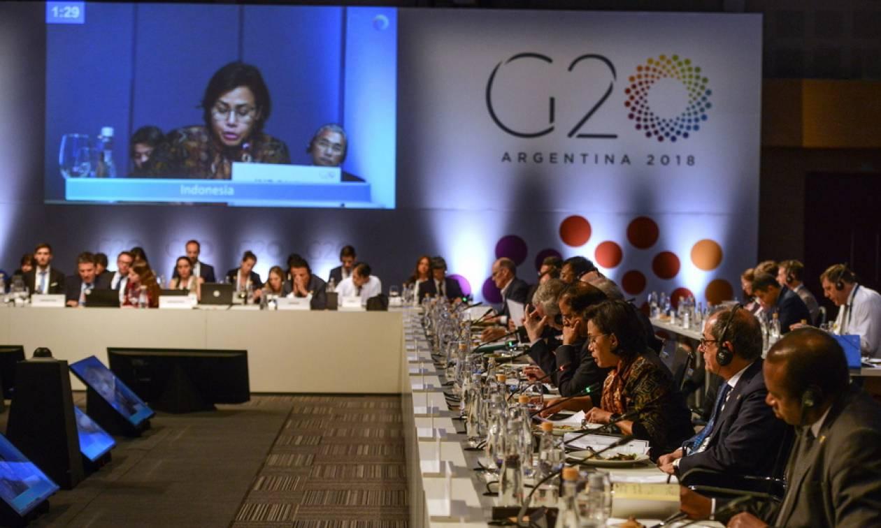 Αργεντινή: Yπό δρακόντεια μέτρα ασφαλείας η Σύνοδος των G20 - Όλα όσα θα συζητηθούν