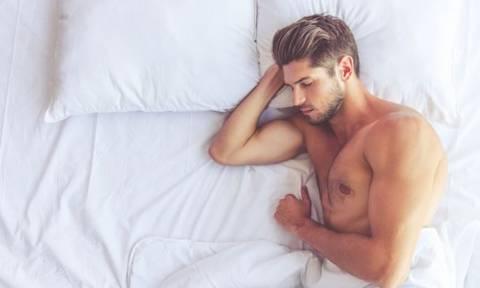 Be A Pro στον ύπνο και 4 καλοί λόγοι για να κοιμάσαι… γυμνός