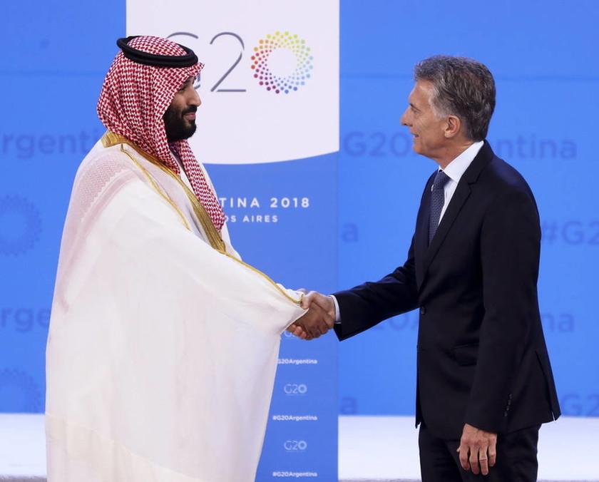 «Ούτε γεια»: Δείτε τι έκαναν οι ηγέτες των G20 στον Σαλμάν που κατηγορείται για τη δολοφονία Κασόγκι
