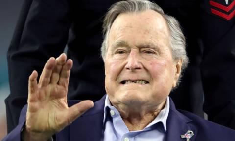 ΗΠΑ: Έφυγε από τη ζωή ο Τζόρτζ Μπους ο πρεσβύτερος