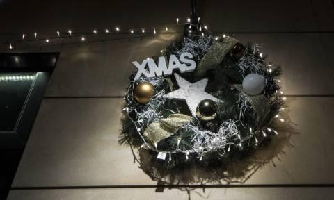 Χριστούγεννα 2018 - Πρωτοχρονιά 2019: Αυτό είναι το εορταστικό ωράριο των καταστημάτων