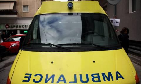 Θρίλερ με άνδρα στο Ηράκλειο: Βρέθηκε αιμόφυρτος στη μέση του δρόμου