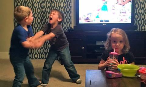 Θες να κάνεις παιδιά; Δες πρώτα αυτές τις 12 φωτογραφίες και ίσως αλλάξεις γνώμη!