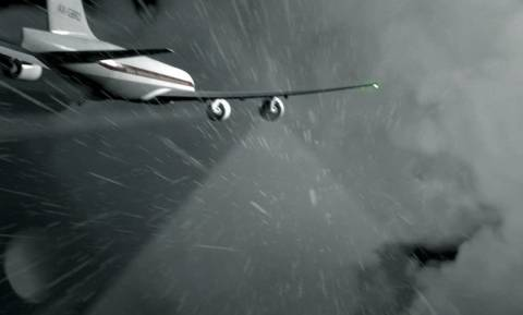 Τρόμος στον αέρα για τους επιβάτες πτήσης από τη Σύρο στην Αθήνα