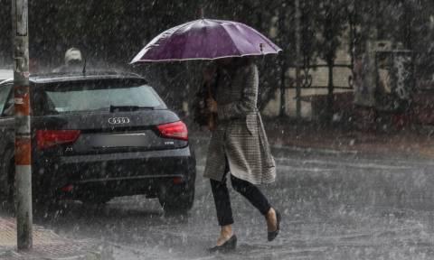 Καιρός: Η «Πηνελόπη» έφυγε - Το κρύο και οι βροχές παραμένουν (ΧΑΡΤΕΣ)