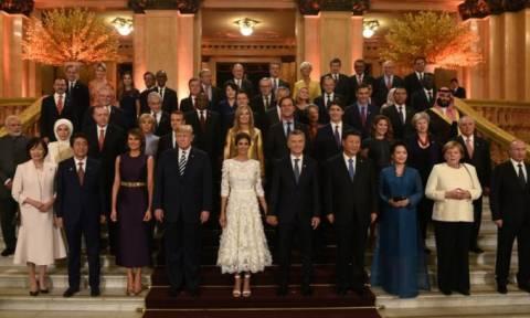 SOS για το κλίμα από την G20: Οι ισχυροί του πλανήτη επιβεβαίωσαν το «ρήγμα» - Δεν υπέγραψε ο Τραμπ