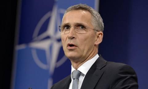 Στόλτενμπεργκ για κρίση Ρωσίας -Ουκρανίας : «Δεν δικαιολογείται η χρήση στρατιωτικής δύναμης»