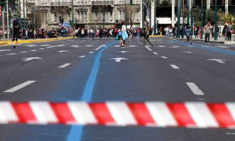 ΠΡΟΣΟΧΗ! Αυτοί οι δρόμοι κλείνουν σήμερα (02/12) στην Αθήνα - Όλες οι κυκλοφοριακές ρυθμίσεις