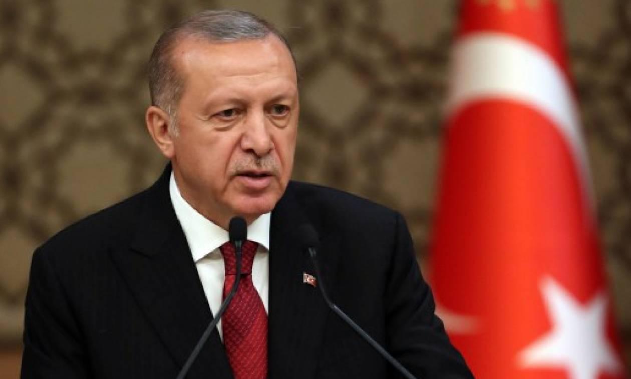 Ο Ερντογάν απειλεί την Κύπρο για τους υδρογονάνθρακες
