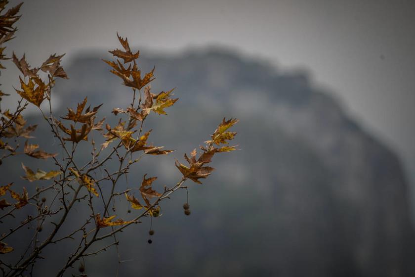 Η φυσική ομορφιά των Μετεώρων «κόβει την ανάσα» (pics)