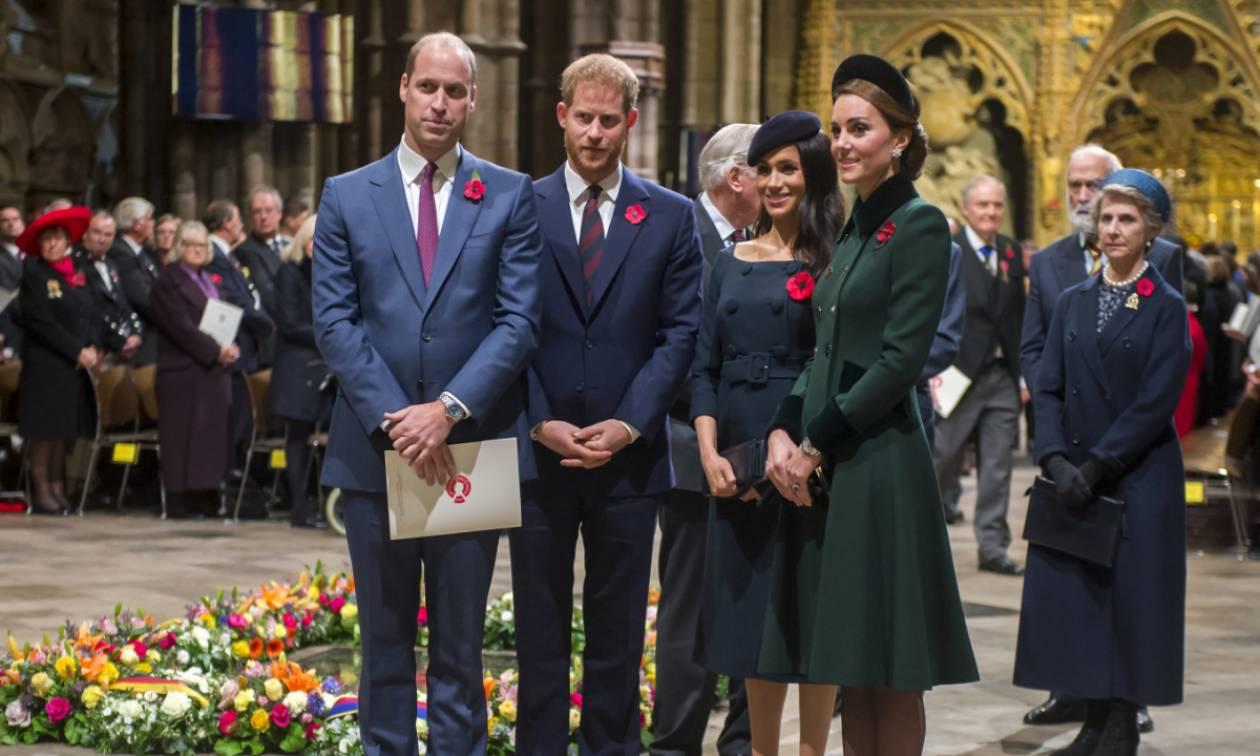 Έξαλλη η Kate Middleton: Η κίνηση της Meghan Markle μας απογοήτευσε πολύ