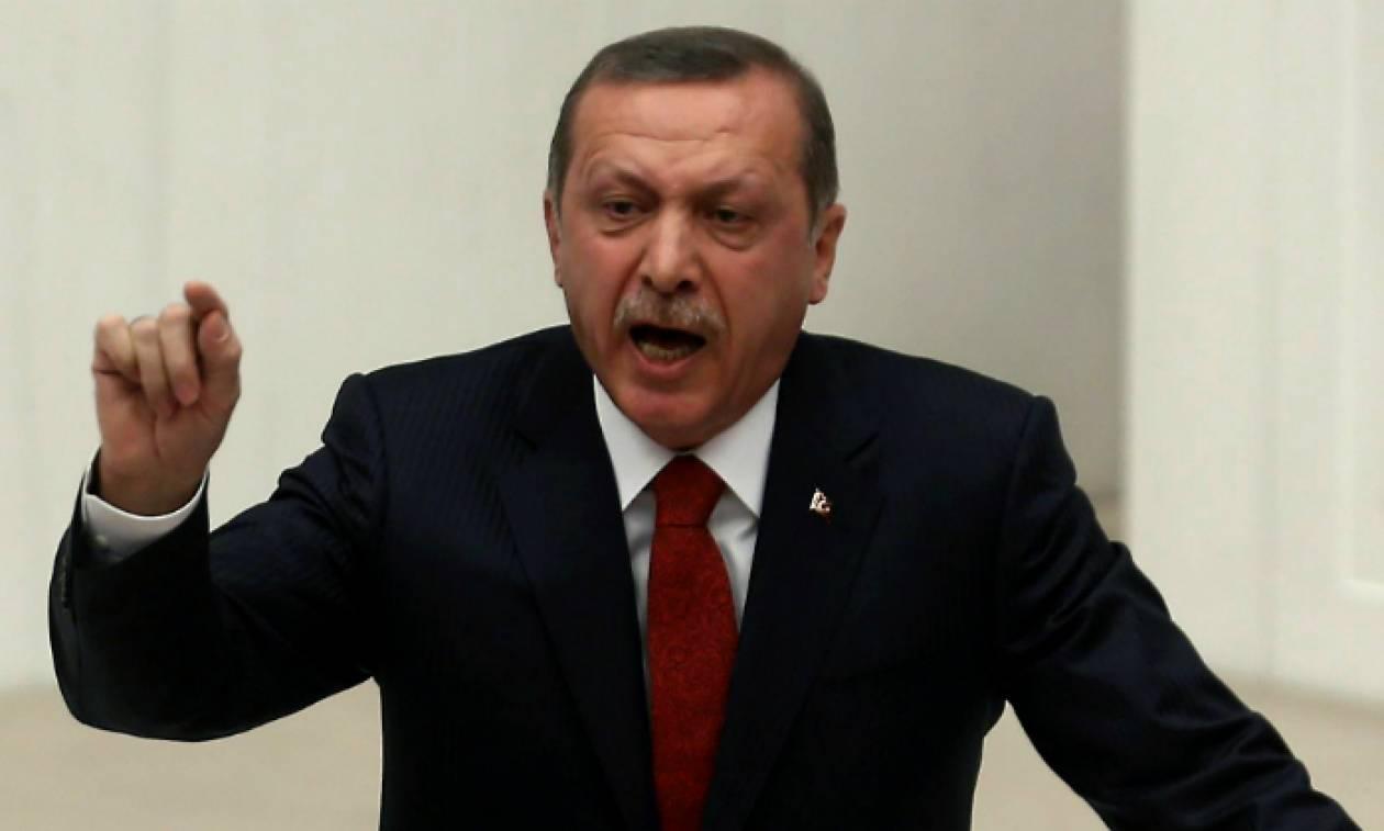 «Λάδι στη φωτιά» ρίχνει ο Ερντογάν: «Στις επιθετικές πολιτικές στη Μεσόγειο θα απαντάμε με επίθεση»