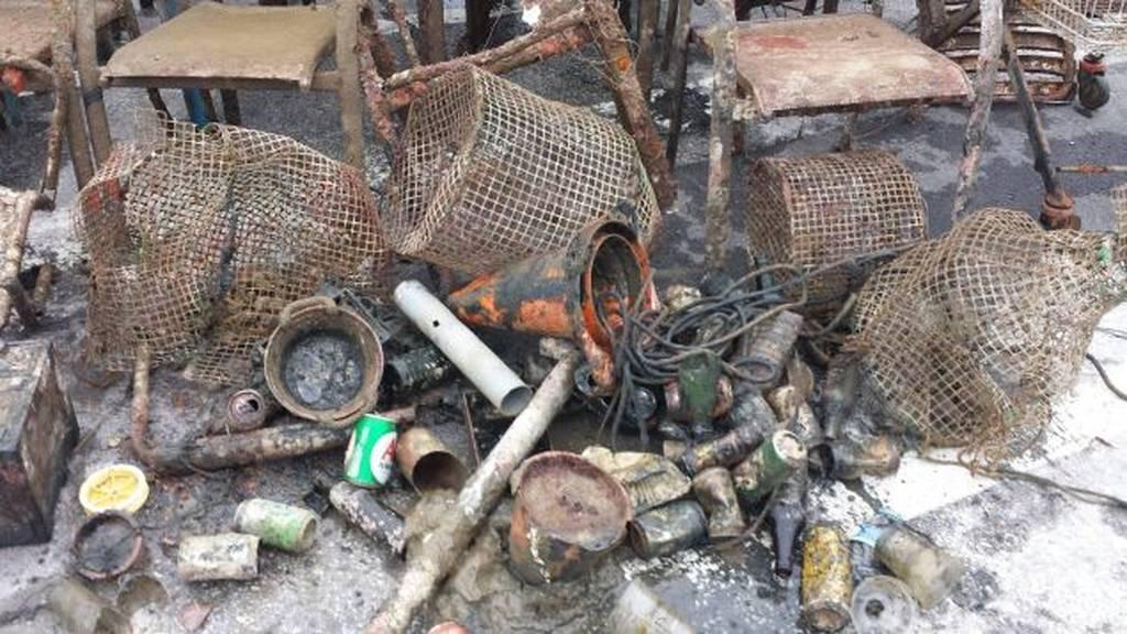 Λακωνία: Όσοι ήταν στο λιμάνι του Γυθείου το Σάββατο δεν θα ξεχάσουν ποτέ αυτές τις εικόνες (pics)