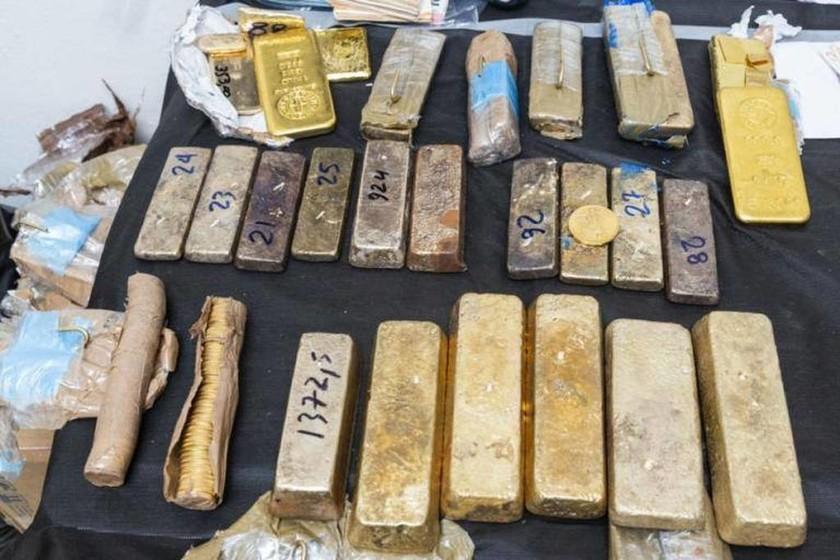 Προφυλακίστηκε ο Ριχάρδος για το κύκλωμα λαθρεμπορίας χρυσού