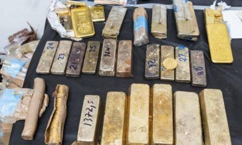 Κύκλωμα χρυσού: Στη φυλακή και η «υπαρχηγός» - Συνολικά 8 προφυλακίσεις