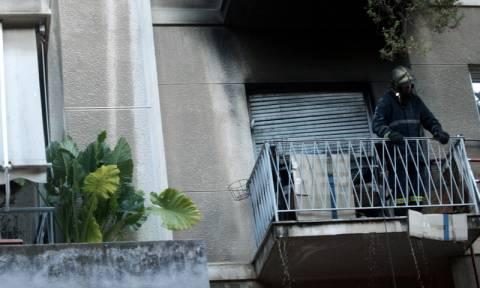 Φωτιά στην Αθήνα: Πυρκαγιά σε διαμέρισμα στα Πατήσια