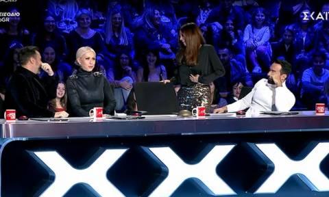 Ελλάδα έχεις ταλέντο: Παραλίγο να αποχωρήσει η Έλλη Κοκκίνου: «Ηλίθιε, σιχαμένε…»! Τι συνέβη;