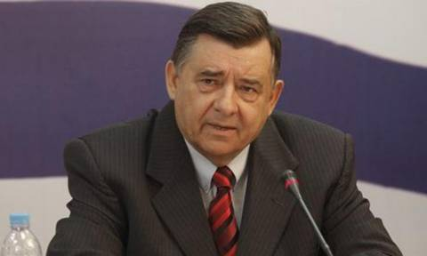 Ο Γιώργος Καρατζαφέρης κλείνει το ΑΡΤ