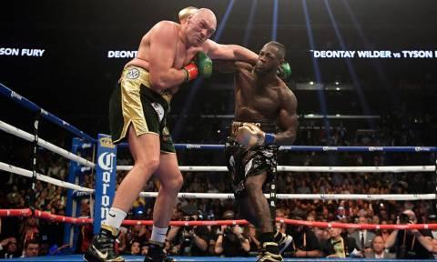 Αυτός ο αγώνας μποξ θύμισε κάτι από... Rocky!