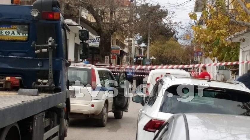 Βίλια: Συνελήφθησαν συνεργοί του ληστή των ΕΛΤΑ (pics)