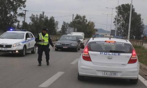 Κινηματογραφική καταδίωξη στα Δερβενοχώρια: Αναζητούνται τρεις δράστες για κλοπές