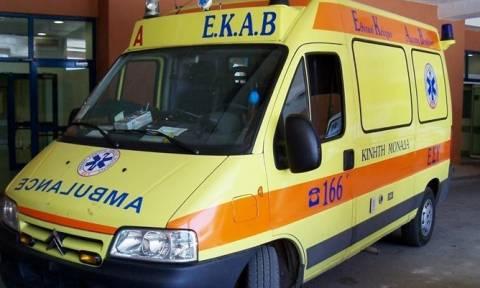 Λάρισα: Σοκαριστικό θανατηφόρο τροχαίο – Νταλίκα διαμέλισε γυναίκα