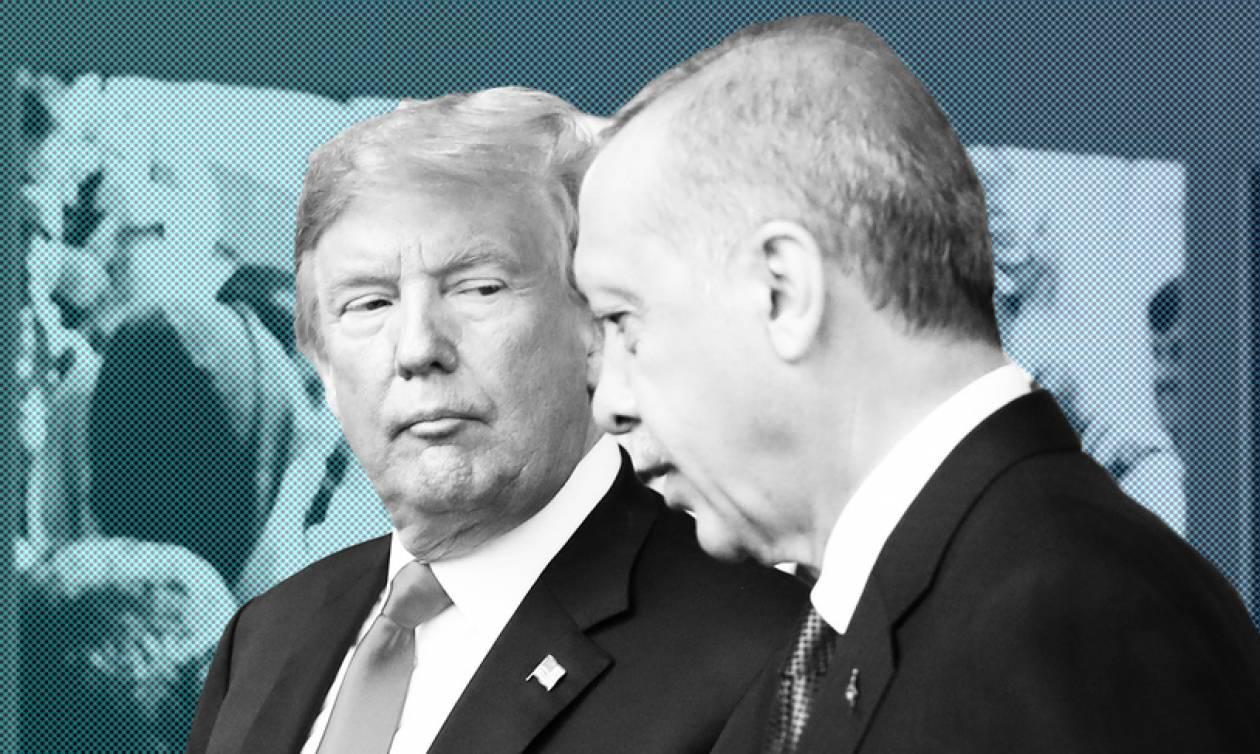 «Κραυγή αγωνίας» από την Τουρκία: Οι ΗΠΑ έχουν απλώσει τα πλοκάμια τους και μας απειλούν με πόλεμο